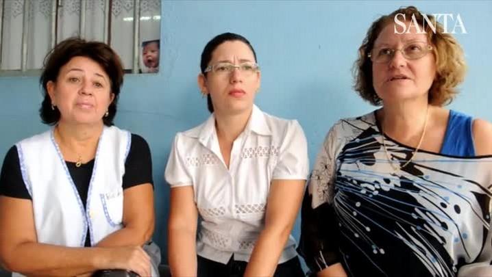 Colegas de escola falam sobre professora assassinada no Bairro Garcia, em Blumenau