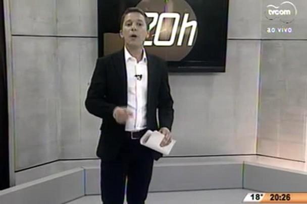 TVCOM 20 Horas - Tradicional relógio inglês do Mercado Público da capital deve voltar a funcionar - 02.07.15