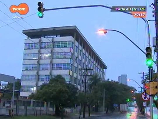TVCOM 20 Horas - Corredor de ônibus na Avenida Borges de Medeiros será liberado neste sábado - 17/07/2015