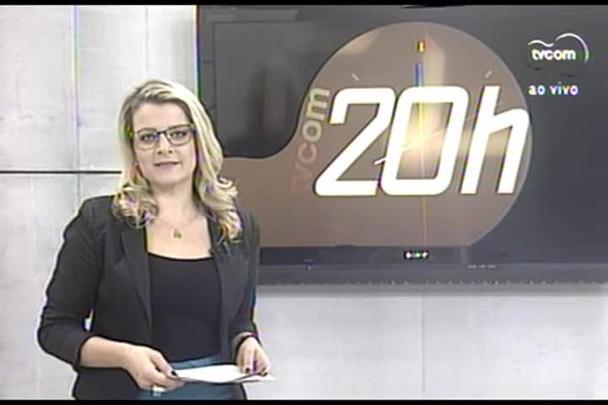 TVCOM 20 Horas - 3ºBloco - 19.08.15