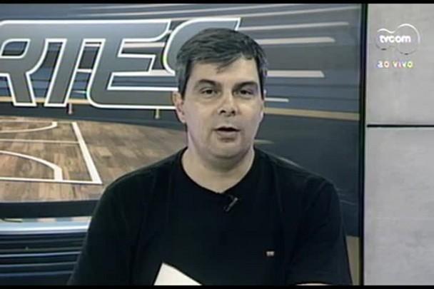 TVCOM Esportes. 4º Bloco. 03.09.15