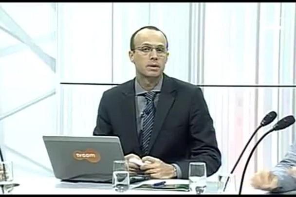 TVCOM Conversas Cruzadas. 3º Bloco. 10.11.15