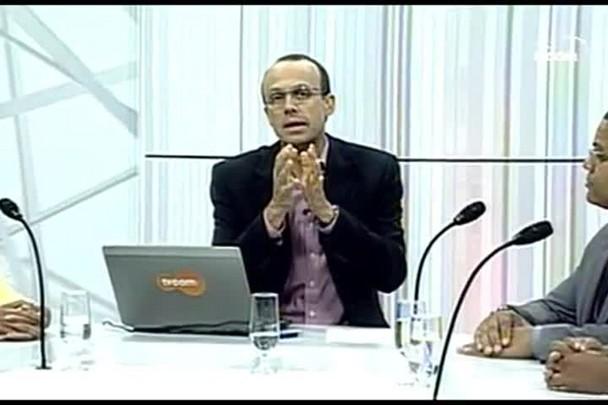 TVCOM Conversas Cruzadas. 3º Bloco. 13.11.15