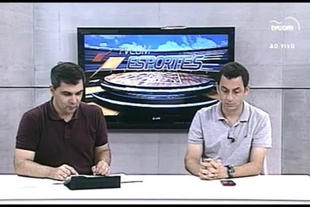 TVCOM Esportes. 2º Bloco. 09.12.15