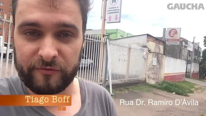 Três em cada quatro calçadas de Porto Alegre estão irregulares