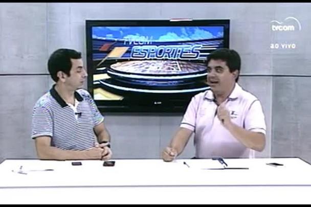 TVCOM Esportes. 4º Bloco. 08.01.16