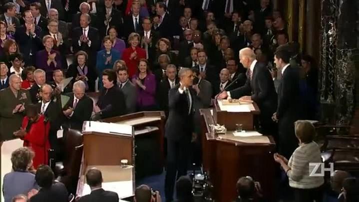 Obama faz último discurso do Estado da União