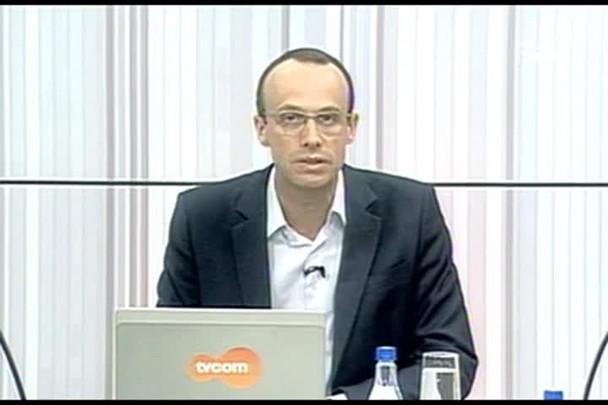 TVCOM Conversas Cruzadas. 1º Bloco. 03.03.16