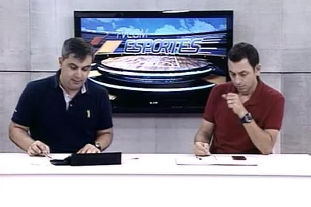 TVCOM Esportes. 4º Bloco. 10.03.16