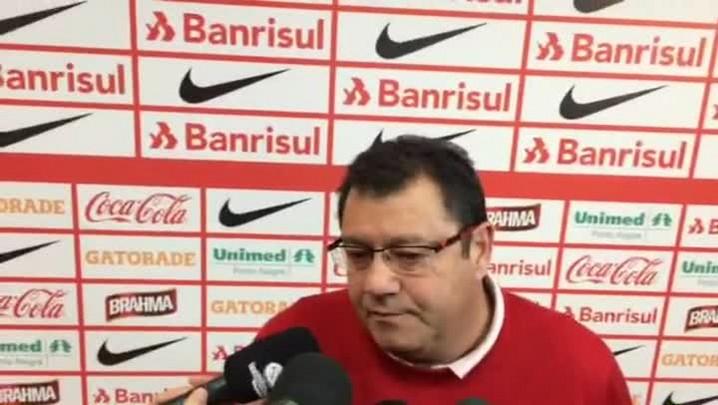 Vice de futebol do Inter fala sobre Mike