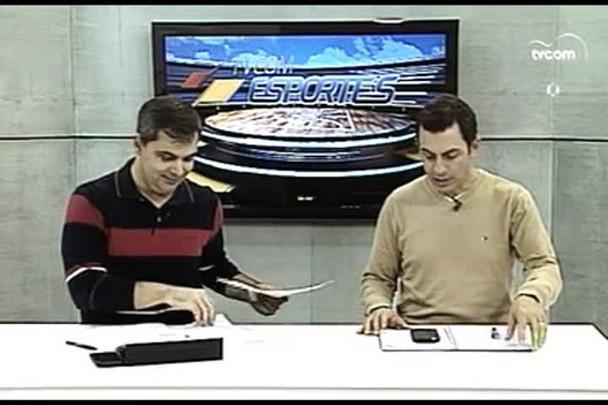 TVCOM Esportes. 1º Bloco. 16.06.16