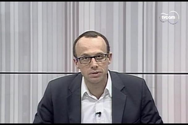 TVCOM Conversas Cruzadas. 1º Bloco. 31.08.16