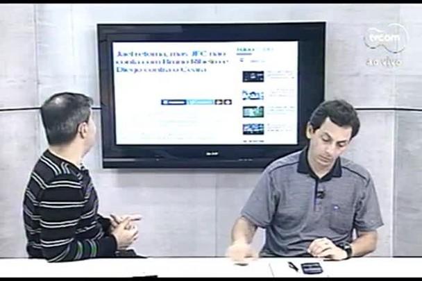 TVCOM Esportes. 4º Bloco. 29.09.16