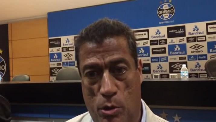 Raul Mendes mostra otimismo sobre eleições no Grêmio