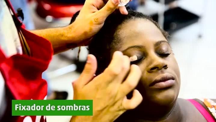 Tutorial: Maquiagem em pele negra