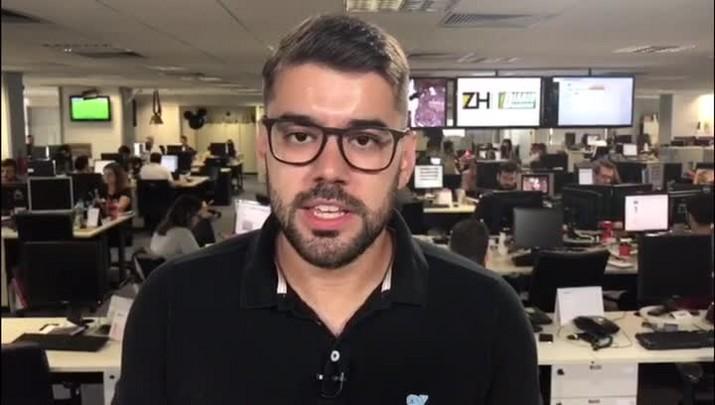 Diori Vasconcelos comenta a arbitragem de Juventude x Inter