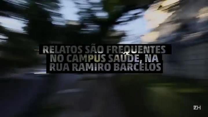 Estudantes relatam rotina de assaltos na UFRGS