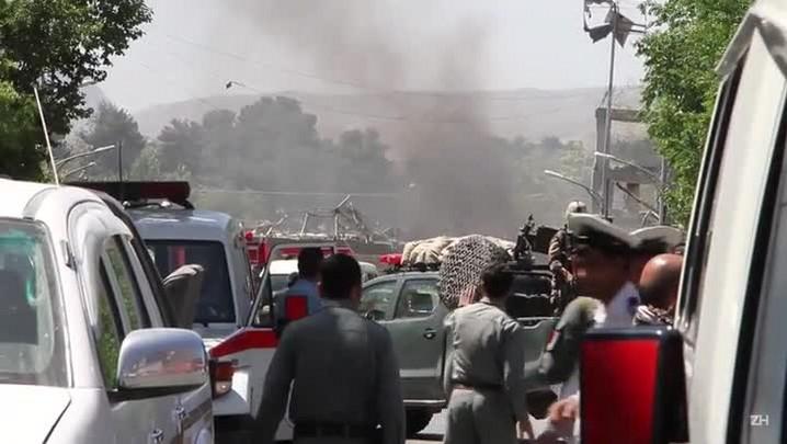 Atentado em Cabul deixa 80 mortos e mais de 300 feridos