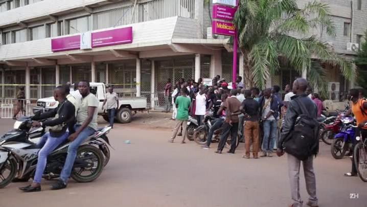 Ataque terrorista deixa 18 mortos em Burkina Faso