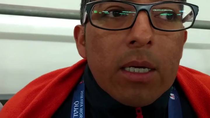 Narrador equatoriano fala sobre contratação do Grêmio