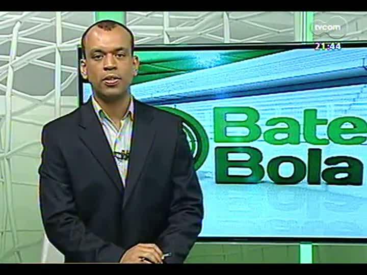 Bate Bola - 16/12/2012 - Bloco 2 - Entrevista Rui Costa - Diretor executivo do Grêmio