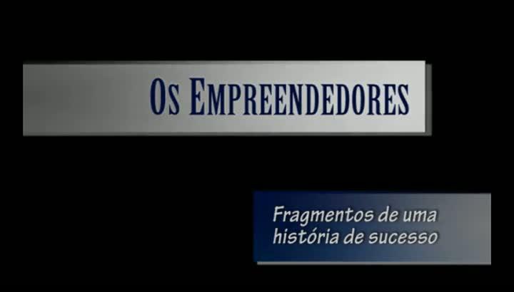 Os empreendedores - Adelino Colombo