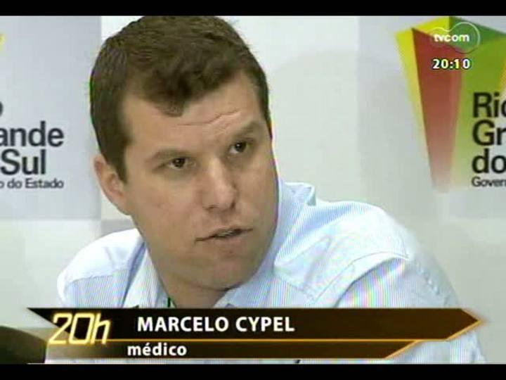 TVCOM 20 Horas - Informações atualizadas sobre a tragédia em Santa Maria - Bloco 2 - 05/02/2013