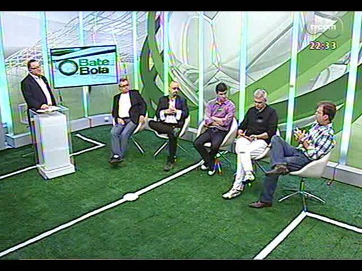 Bate Bola - Dupla Gre-Nal estreia com vitória na Taça Farroupilha - Bloco 4 - 17/03/2013