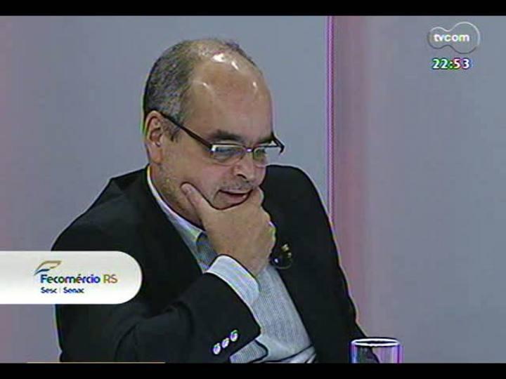 Conversas Cruzadas - Aumento da taxa Selic: consequências para a economia brasileira e em que medida isso poderá conter o crescimento da inflação - Bloco 4 - 18/04/2013
