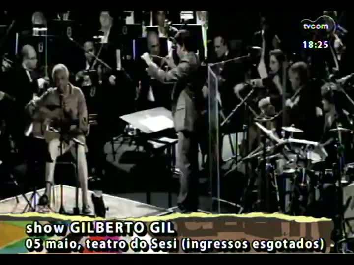 Programa do Roger - Confira a programação de shows de Porto Alegre - bloco 4 - 03/05/2013