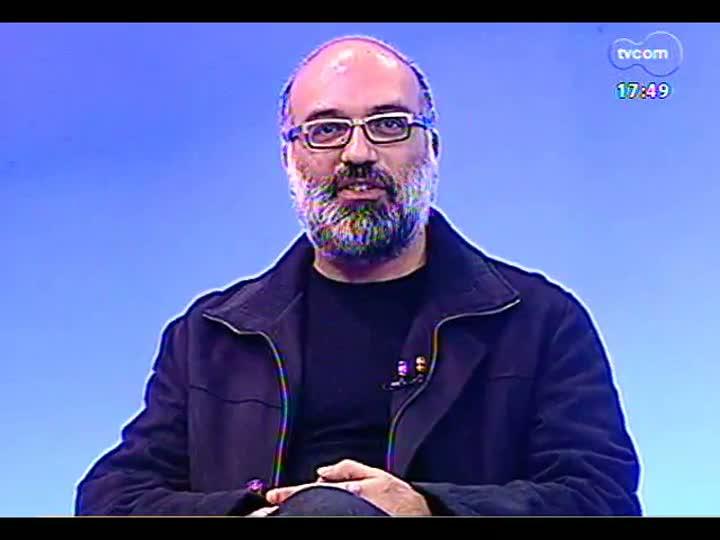 Programa do Roger - Saiba mais sobre o Conexões Globais - bloco 1 - 22/05/2013
