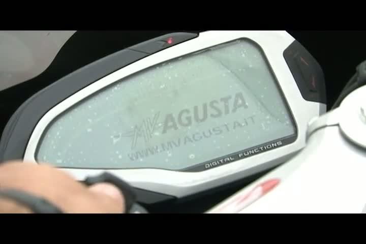 Carros e Motos - Conheça a moto italiana MV Agusta F4, considerada um Fórmula 1 em duas rodas - Bloco 3 - 26/05/2013