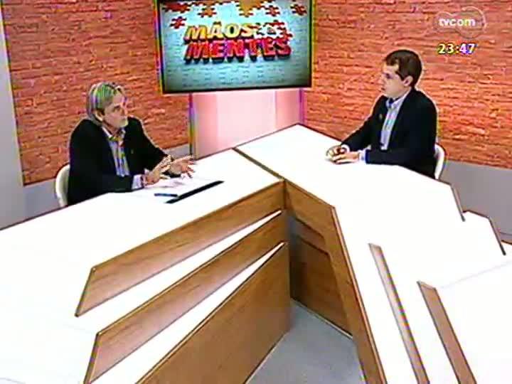 Mãos e Mentes - Agrônomo, mestre em Fitotecnia e doutor em Zootecnia, Carlos Nabinger - Bloco 2 - 04/06/2013