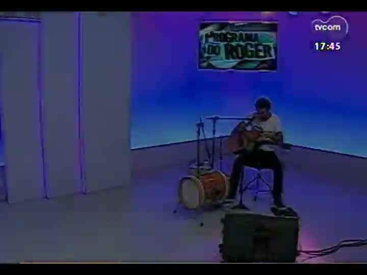 Programa do Roger - Melhores musicais - bloco 1 - 07/06/2013