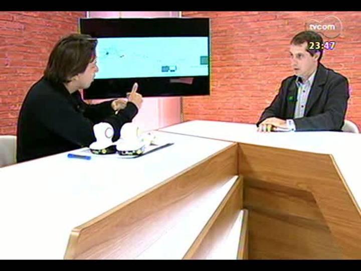 Mãos e Mentes - Diretor da Globosense, Marcelo Pias - Bloco 2 - 13/06/2013