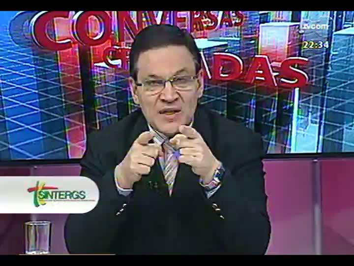 Conversas Cruzadas - Representantes das juventudes de PT, PSDB, PDT e PSTU avaliam os protestos pelo país - Bloco 2 - 21/06/2013