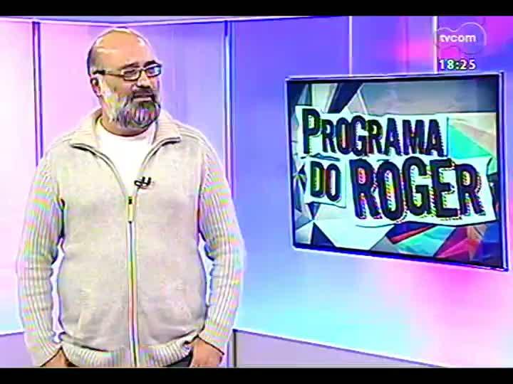 Programa do Roger - Confira a apresentação do compositor e arranjador Alexandre Rodrigues - bloco 4 - 21/06/2013