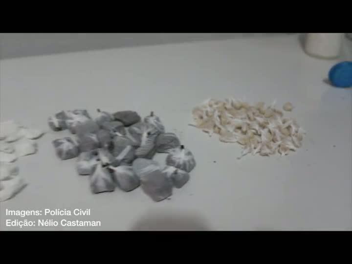 Operação combate tráfico de drogas em Alvorada e Viamão. 19/07/2013