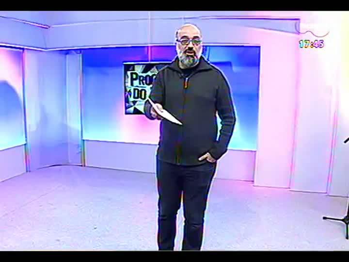 Programa do Roger - Uma bate papo e a música de Carlos Badia - bloco 1 - 06/08/2013