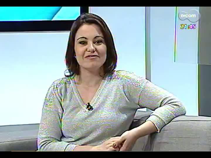 TVCOM Tudo Mais - Confira uma entrevista com o escritor Alcy Cheuíche, indicado para o Troféu Guri