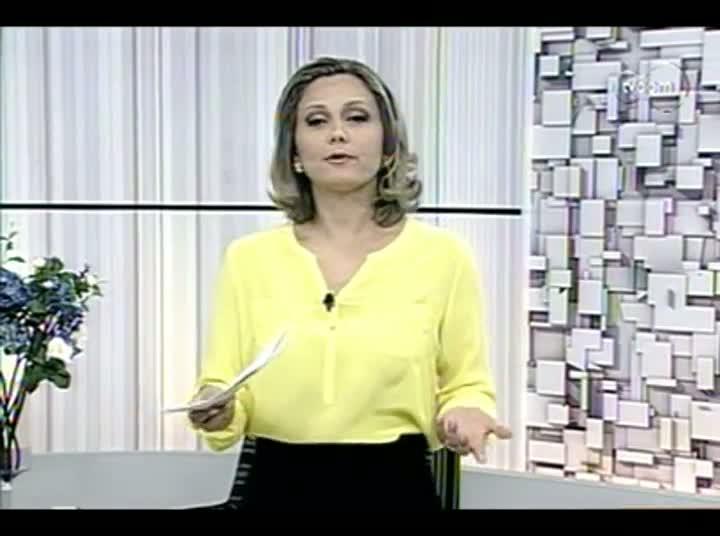 TVCOM Tudo Mais - Quadro Agenda Cultural - 1º Bloco – 23-08-2013