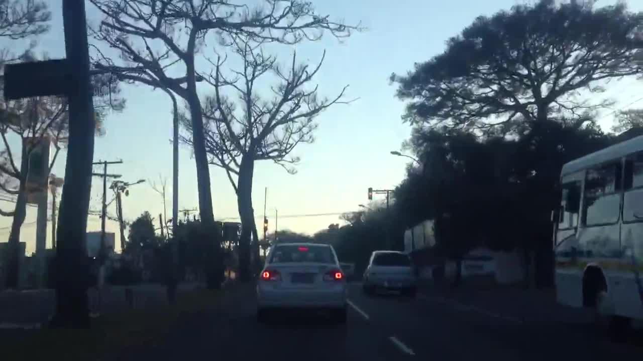 Gaúcha no Pedal: Evelin Argenta faz de carro o trajeto da Juca Batista até a av. Ipiranga. 12/09/2013