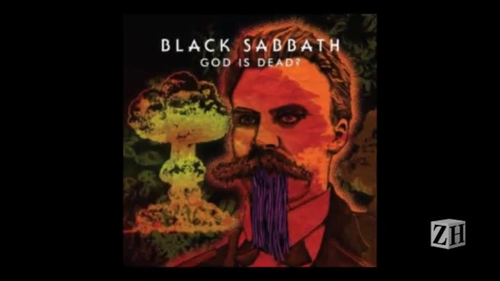 Black Sabbath #falta1dia: God is Dead?
