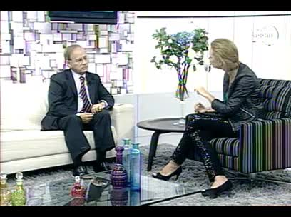 """TVCOM Tudo Mais - Livro \""""Treze Tilias o Tirol Brasileiro\""""- 2º bloco – 08/10/2013"""