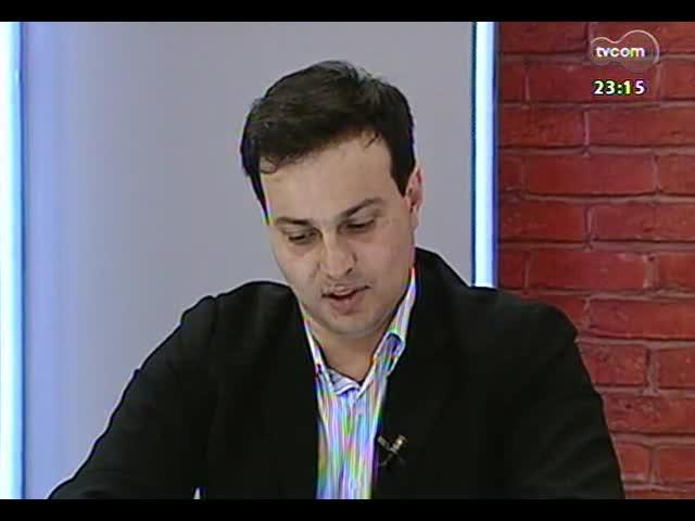 Mãos e Mentes - Neto do ex-presidente Jango, Christopher Goulart - Bloco 2 - 24/11/2013