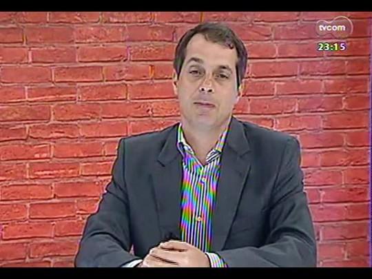 Mãos e Mentes - Repórter especial do jornal Zero Hora Humberto Trezzi - Bloco 2 - 19/01/2014