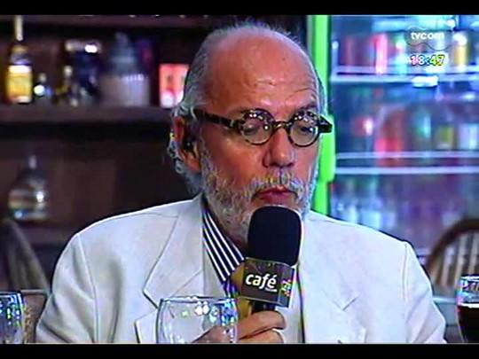 Café TVCOM - Dicas literárias da semana - Bloco 4 - 01/02/2014
