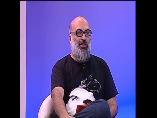 Programa do Roger - Artes Visuais: Niura Borges, artistas Walter Karwatzki e Alice Jardim - Bloco 2 - 05/02/2014