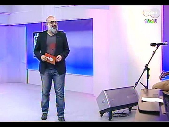 Programa do Roger - Músicos Fernando Noronha e Luciano Leães - Bloco 4 - 09/04/14
