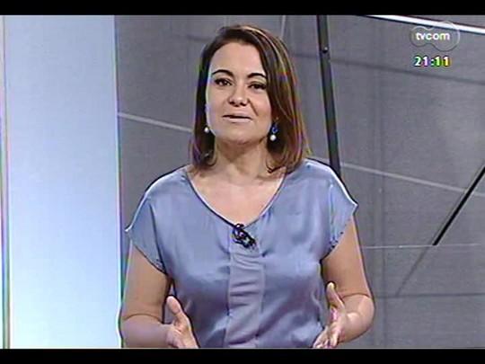 TVCOM Tudo Mais - \'Barra de Cereal\': Aline Mendes dá dicas de como não sair da dieta na Páscoa